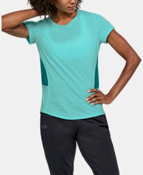 Women's UA Microthread Swyft Short Sleeve LIMITED TIME: FREE U.S. SHIPPING 4  Colors Available $40