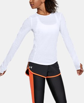 New Arrival Women's UA Swyft Long Sleeve  1 Color $45