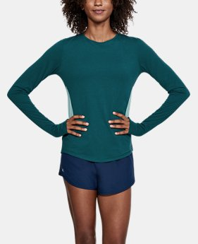 Women's UA Swyft Long Sleeve  2  Colors Available $45