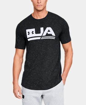 Men's UA Sportstyle Short Sleeve  1  Color Available $35