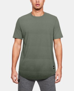 Men's UA Sportstyle Gradual Short Sleeve Shirt  1  Color Available $26.99