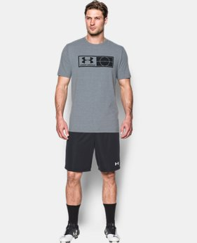 Men's UA Global Football T-Shirt  1 Color $14.24