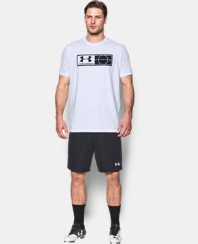 Men's UA Global Football T-Shirt  1 Color $18.99