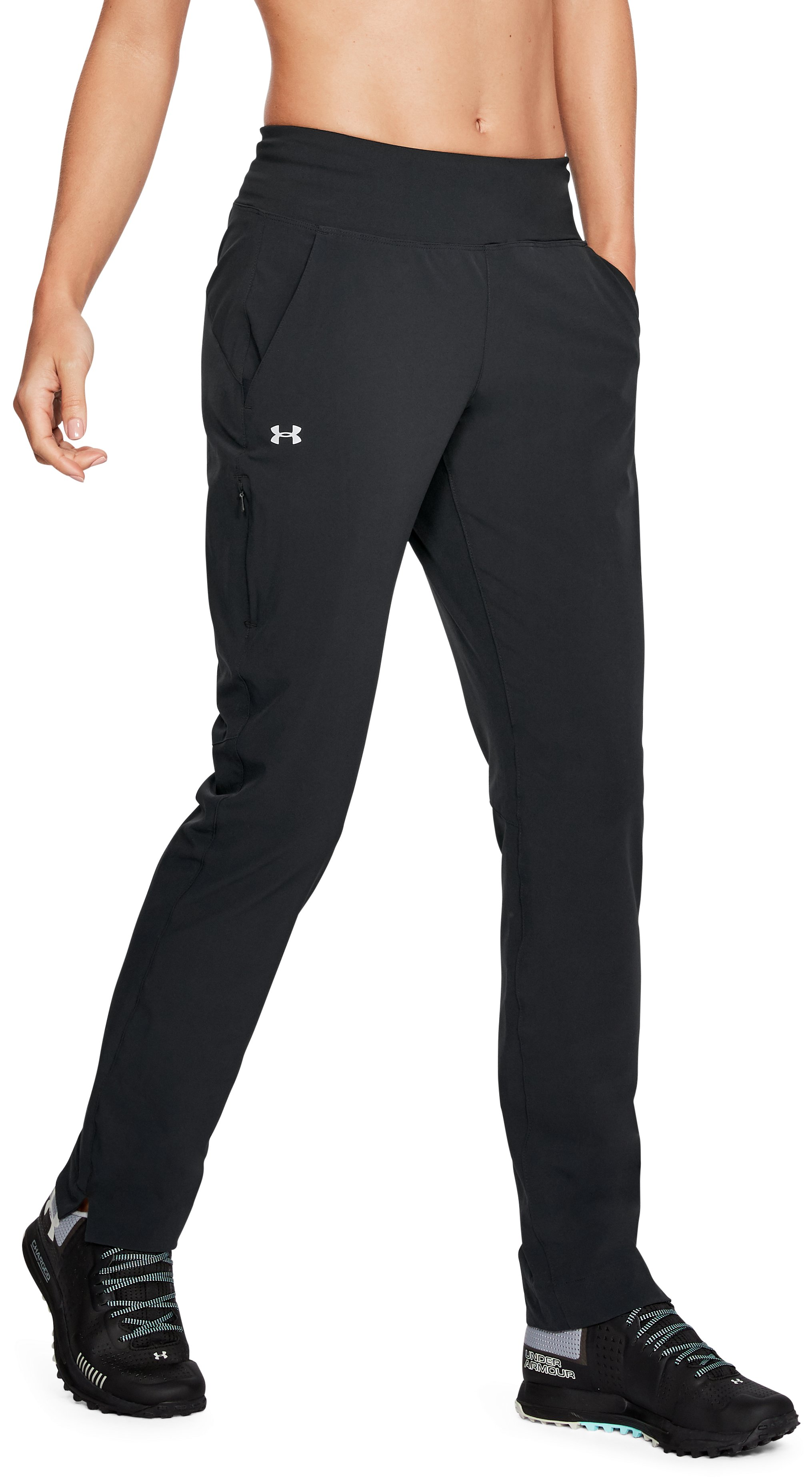 Women's UA Ramble Pants, Black