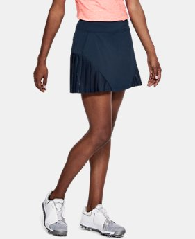 Women's UA Links Knit Mesh Skort  1  Color Available $70