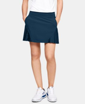 New Arrival  Women's UA Links Knit Mesh Skort LIMITED TIME: FREE SHIPPING  $90