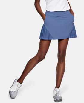 Women's UA Links Knit Mesh Skort   $70