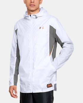 New Arrival Men's NBA Combine Authentic UA Select Jacket  1  Color Available $100