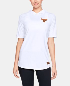 New Arrival Women's NBA Combine Authentic UA Alpha ½ Sleeve Team Shooter FREE U.S. SHIPPING 6  Colors Available $50