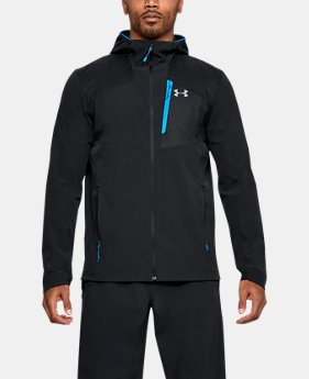Men's UA Propellant Jacket  1  Color $130