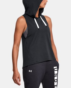 New Arrival Women's UA Modal Terry Vest  1 Color $50