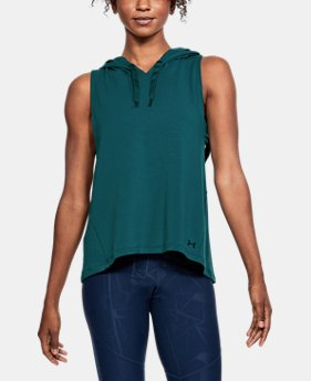 Women's UA Modal Terry Vest  1  Color Available $50