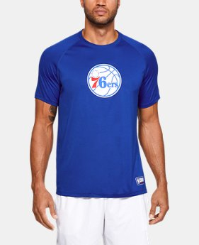 New Arrival Men's NBA Combine Authentic Global Logo T-Shirt  27  Colors Available $35