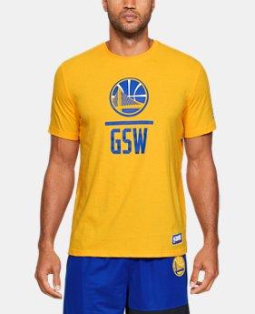 buy popular 9f97e 45c91 Men s NBA Combine Authentic UA Lockup T-Shirt 1 Color Available  19.99