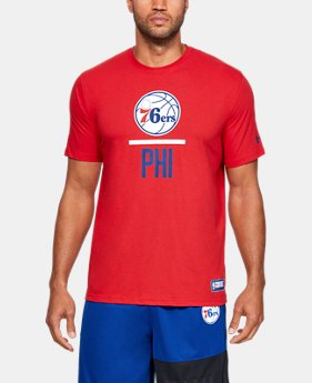 New Arrival Men's NBA Combine Authentic UA Lockup T-Shirt  27  Colors Available $30