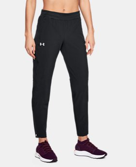 Women's UA OutRun The Storm Pants  1  Color Available $90