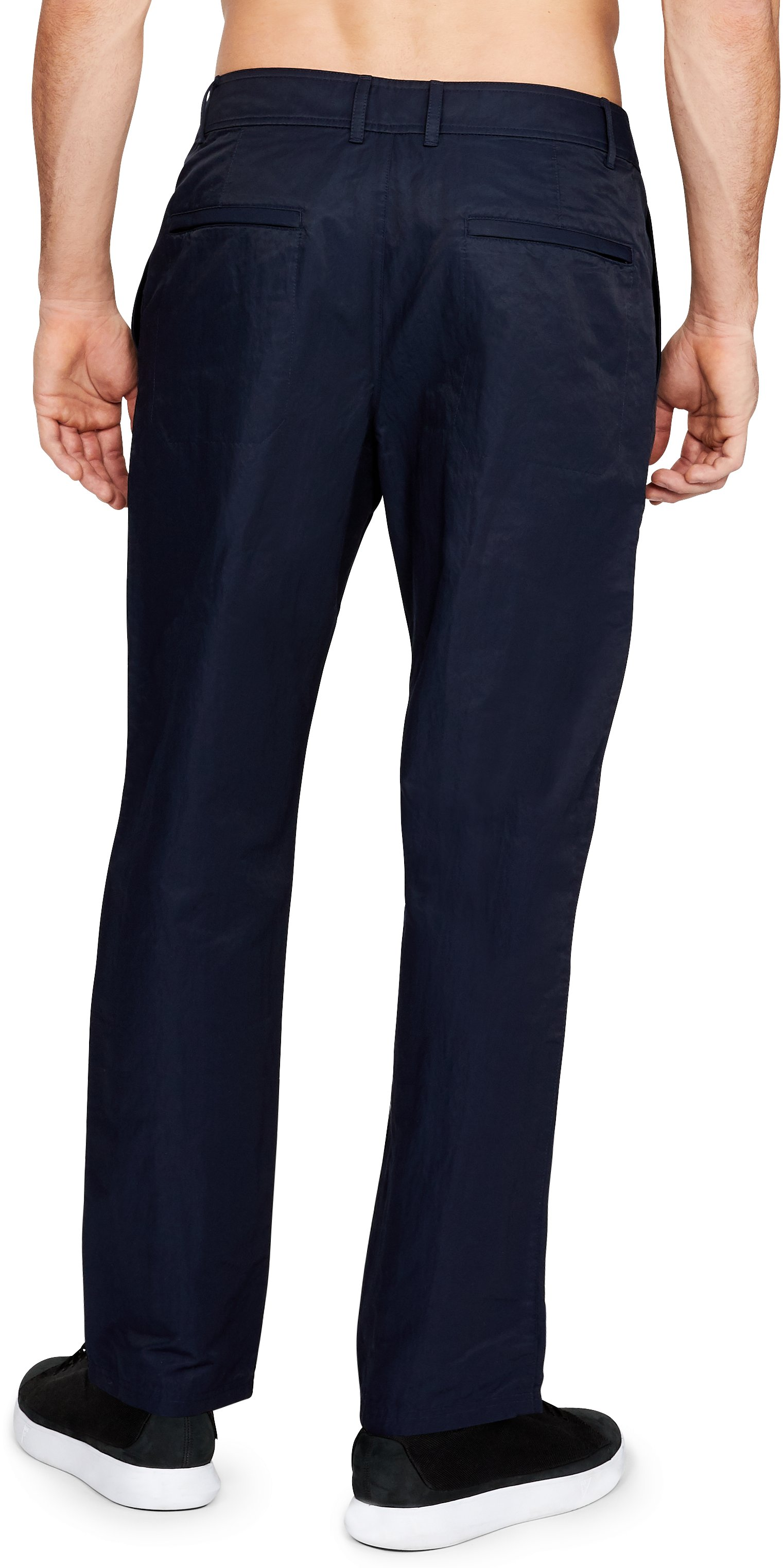 Men's UAS Double Tapered Knee Pants, UAS NAVY,