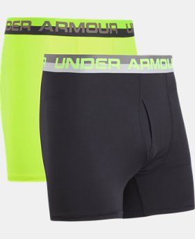 Boys' UA Original Series Boxerjock® 2-Pack  1 Color $19.99