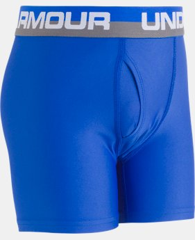 Boys' UA Original Series Boxerjock® 2-Pack  3 Colors $20