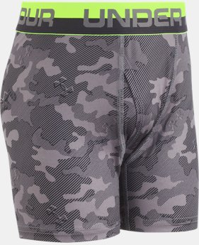 New Arrival  Boys' UA Original Series Camo Boxerjock® 2-Pack  1  Color $25