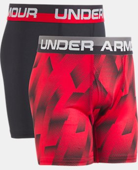 Boys' UA Original Series Sandstorm Boxerjock® 2-Pack  1 Color $14.99