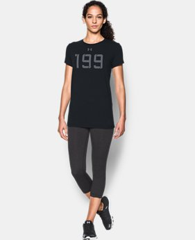 Women's UA 199 T-Shirt  1 Color $26.99