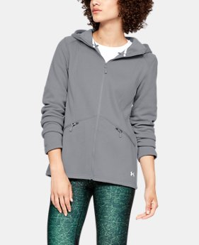 New Arrival  Women's UA Seeker Hoodie  2  Colors Available $120