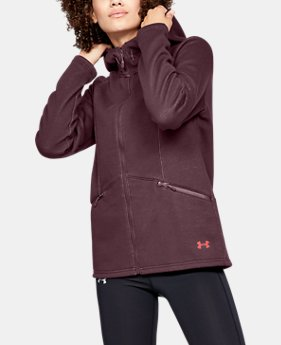 Women's UA Seeker Hoodie  1  Color Available $71.25