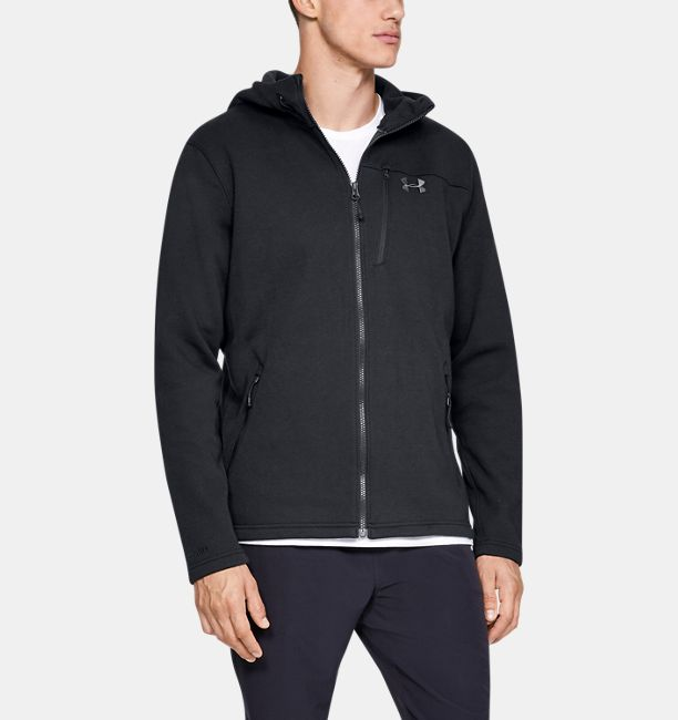 Mens Ua Seeker Hoodie Under Armour Us