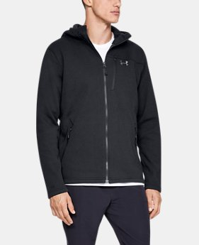 Men's UA Seeker Hoodie  1  Color Available $95