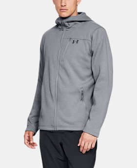 New Arrival Men's UA Seeker Hoodie  4  Colors Available $95