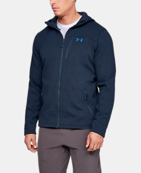 New Arrival  Men's UA Seeker Hoodie  1  Color Available $120