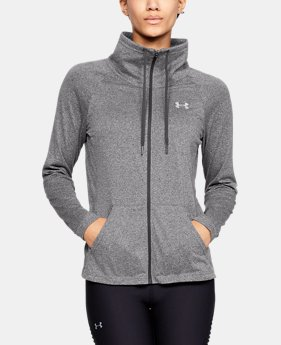 New Arrival  Women's UA Tech™ Full Zip  3  Colors Available $70