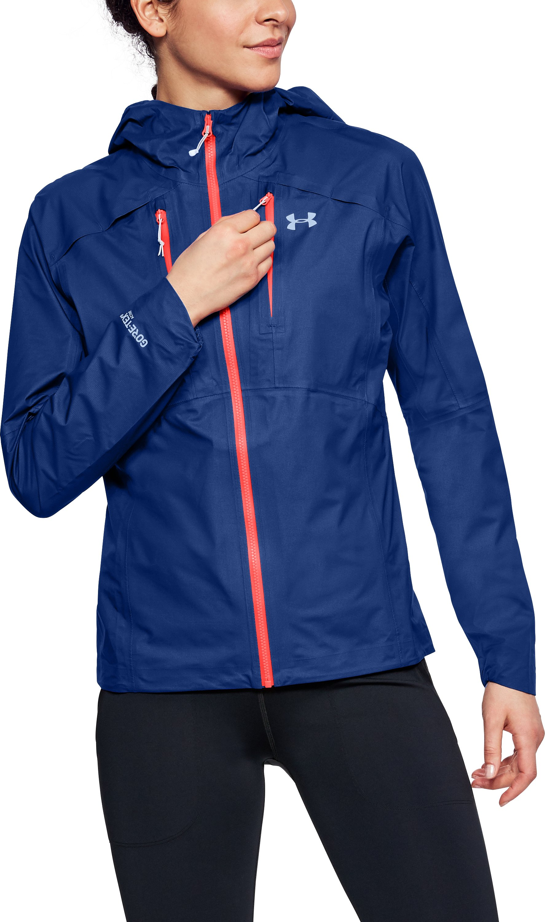 Women's UA Atlas GORE-TEX® Active Jacket, FORMATION BLUE