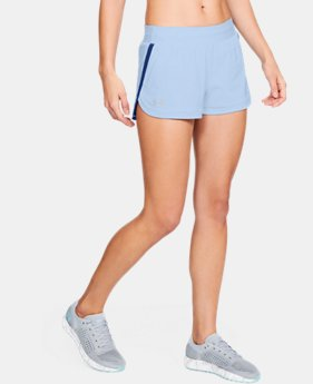 Women's UA Speedpocket Shorts  4  Colors Available $37.5 to $37.99