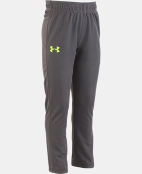 Boys' Pre-School UA Brute Pants  4  Colors Available $25.99