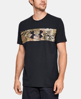 New Arrival Men's UA Banded Camo T-Shirt  1  Color Available $30