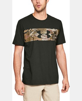 Men's UA Banded Camo T-Shirt  4  Colors Available $30