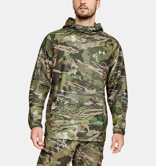 8ce45b904 Men's UA Zephyr Fleece Camo Popover | Under Armour US