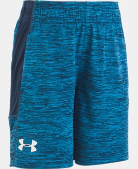 Boys' Toddler UA Twist Stunt Shorts  2  Colors Available $24.99