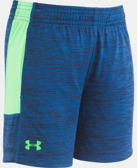New Arrival Boys' Toddler UA Twist Stunt Shorts  1 Color $24.99