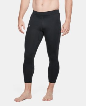 Men's UA Speedpocket ColdGear® Run Crop  1  Color Available $53.99