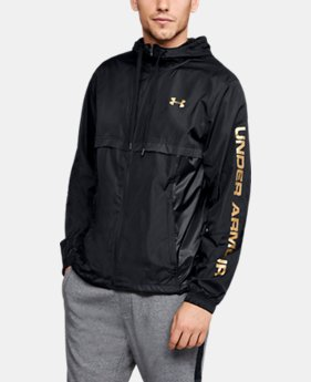 Men's UA Podium Jacket  2  Colors Available $60