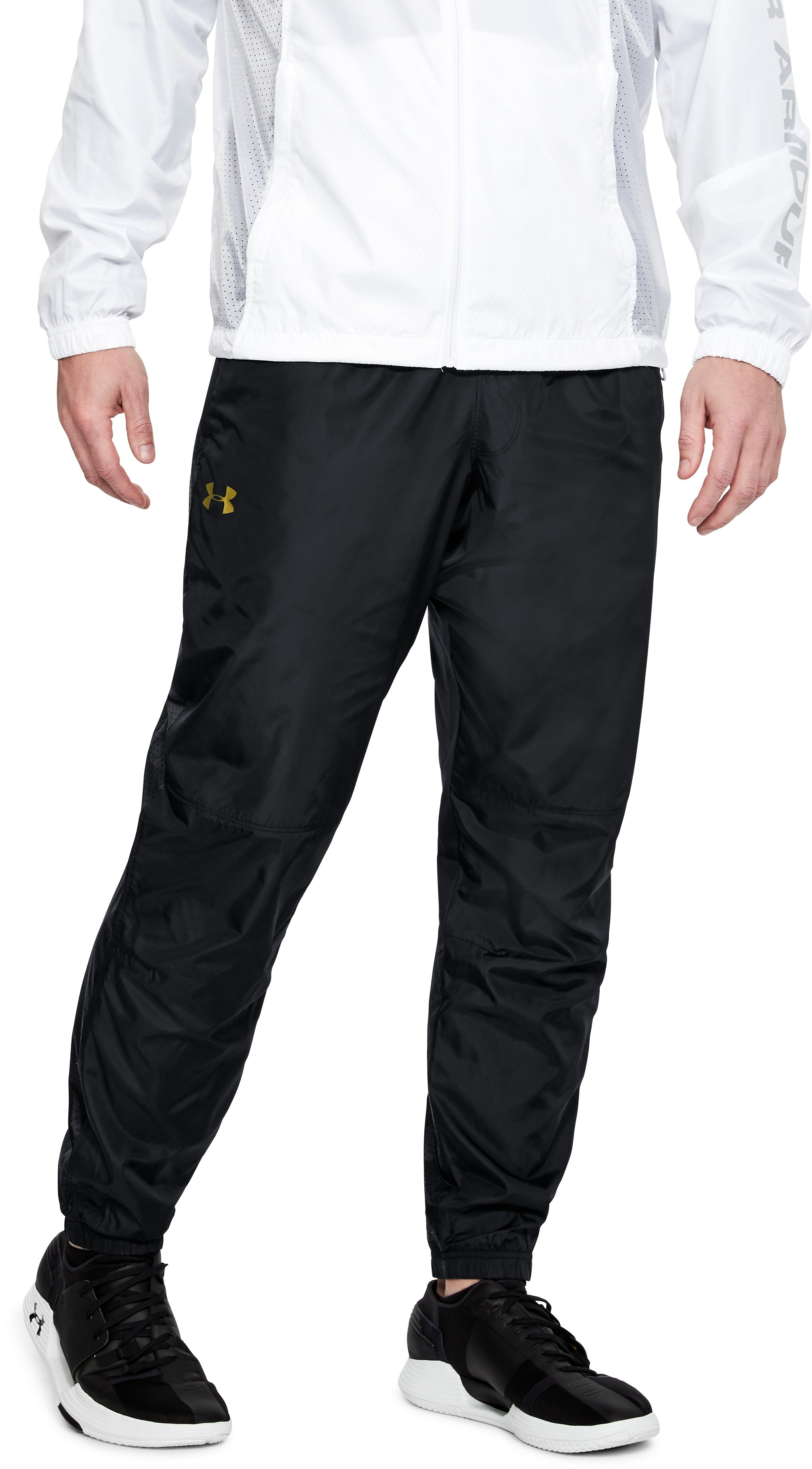 Men's UA Podium Pants, Black