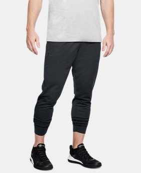 Men's UA Sportstyle Pique Joggers  4  Colors $50