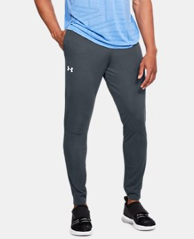 New Arrival Men's UA Sportstyle Pique Joggers  1 Color $50