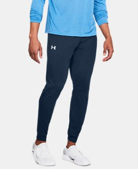 Men's UA Sportstyle Pique Joggers LIMITED TIME: FREE U.S. SHIPPING 4 Colors $50