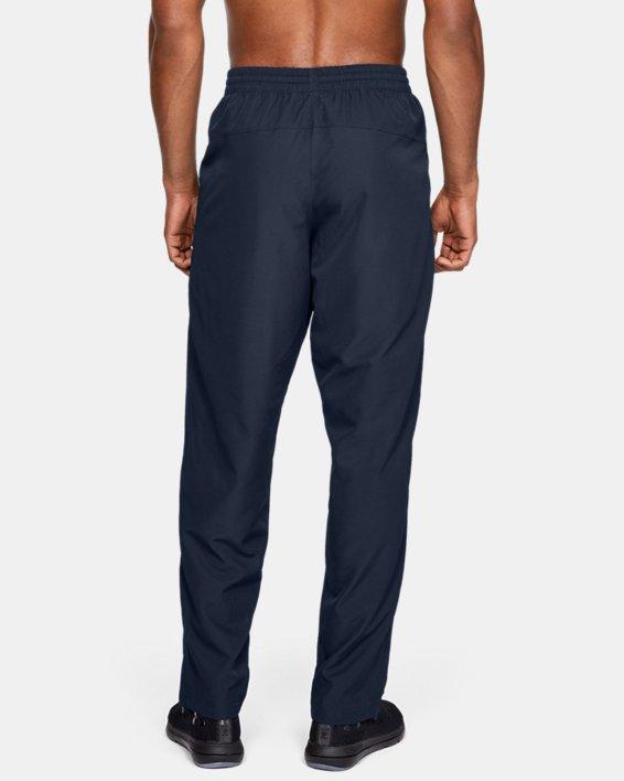 Pantalon UA Sportstyle Woven pour homme, Navy, pdpMainDesktop image number 2