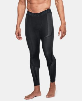 Men's UA Seamless Leggings  1  Color Available $65