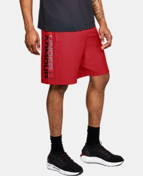 Men's UA Woven Graphic Wordmark Shorts  2  Colors Available $30